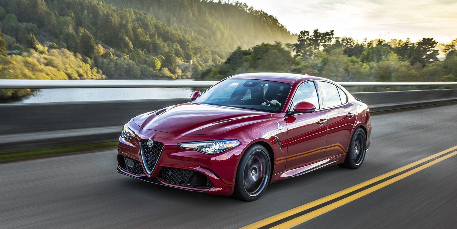 The Alfa Romeo Giulia Quadrifoglio Is More Expensive Than An M3 Lamborghini Alfa Romeo Giulia Quadrifoglio Alfa Romeo Giulia Alfa Romeo