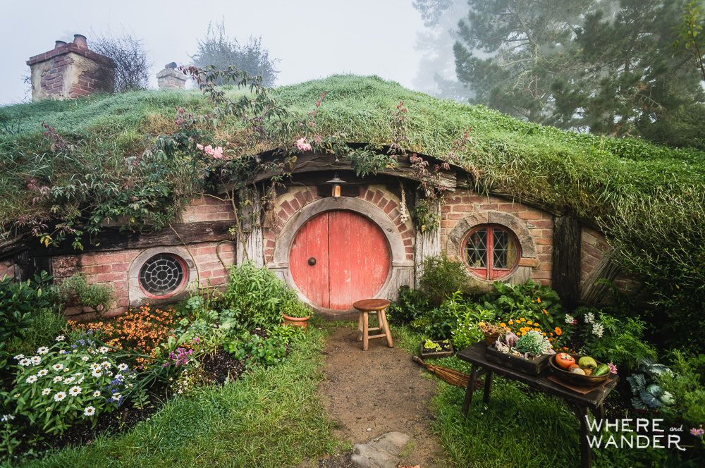 Roaming Hobbiton And The Shire Movie Set: That Time I Was A Hobbit .