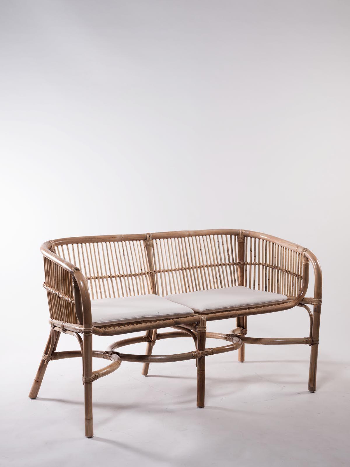 Nagarey Creta Two Seater Lounge Chair