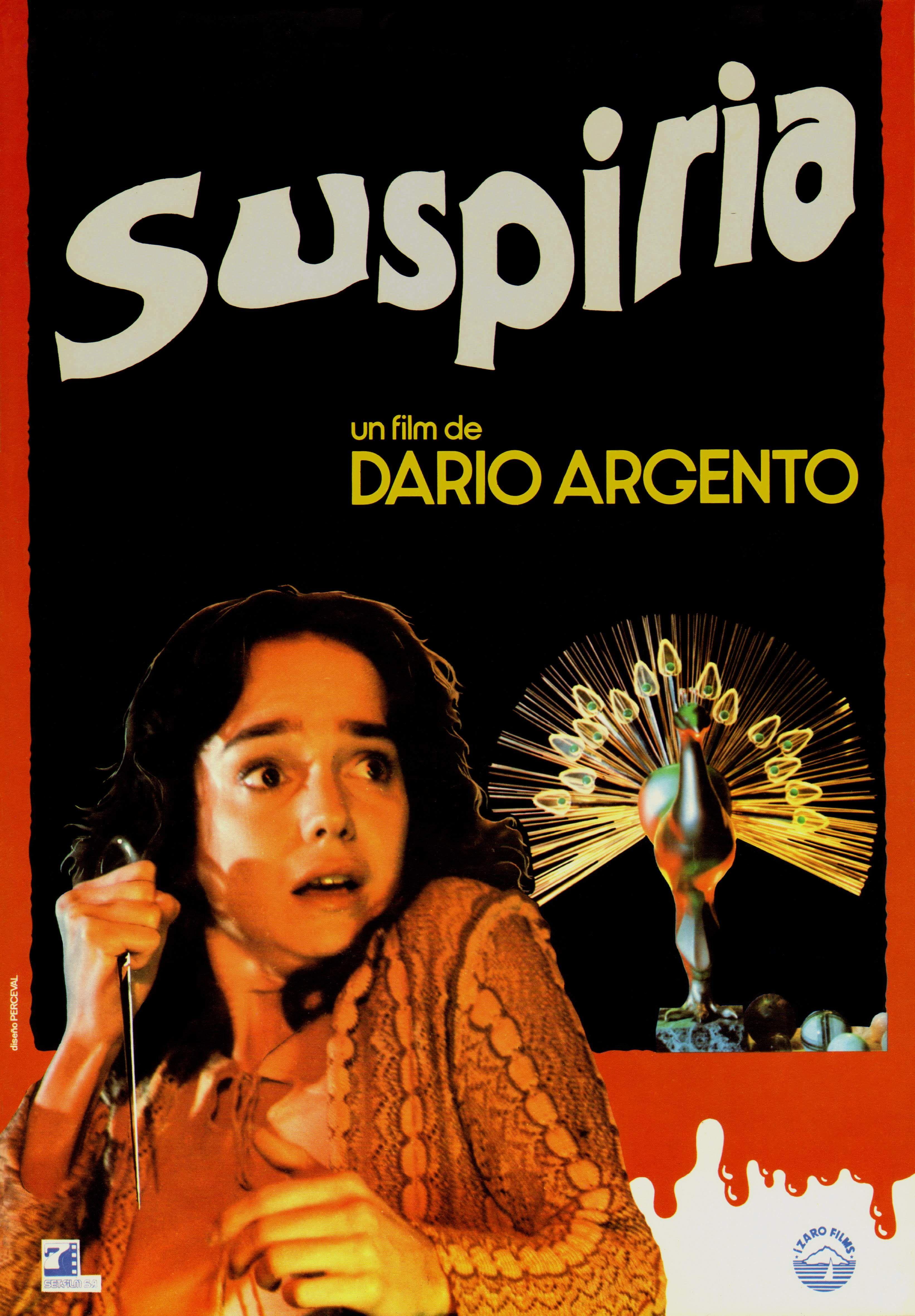 Suspiria Carteles De Películas Horror Movie Posters Darío Argento