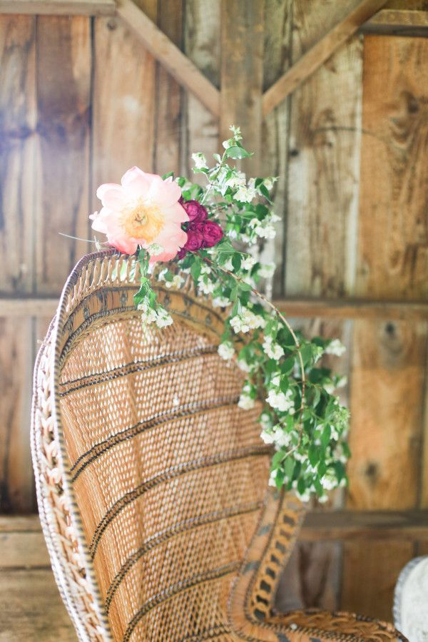dac4d2027c86d How to plan the perfect boho chic baby shower | Decoracion y ...