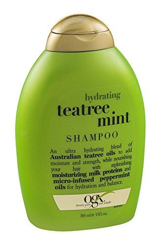 Ogx Hydrating Teatree Mint Shampoo Click Image For More Details