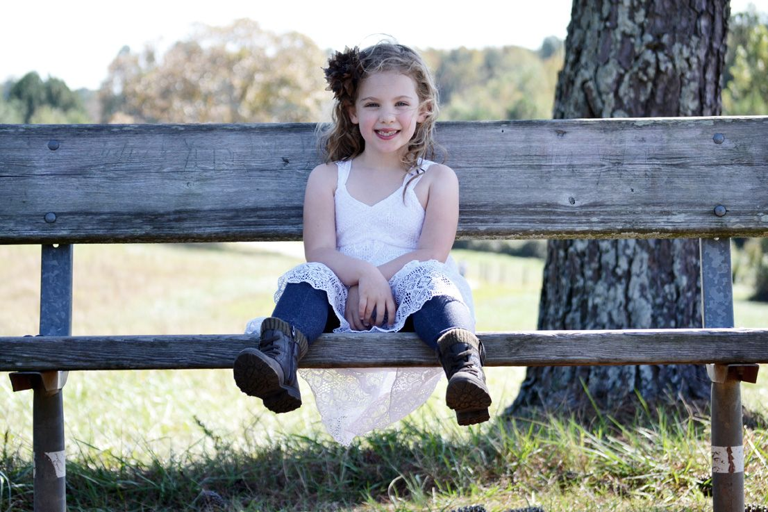 child photography country chic old wood bench summertime white linen ...