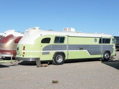 School Bus Campers For Sale Flxible Bus Conversion Good Old