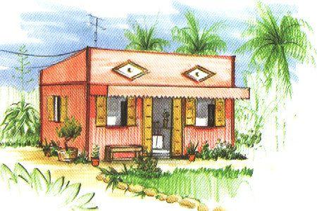 Architecture case creole IRT GUILLAUME VILLEGIER la réunion, éloge