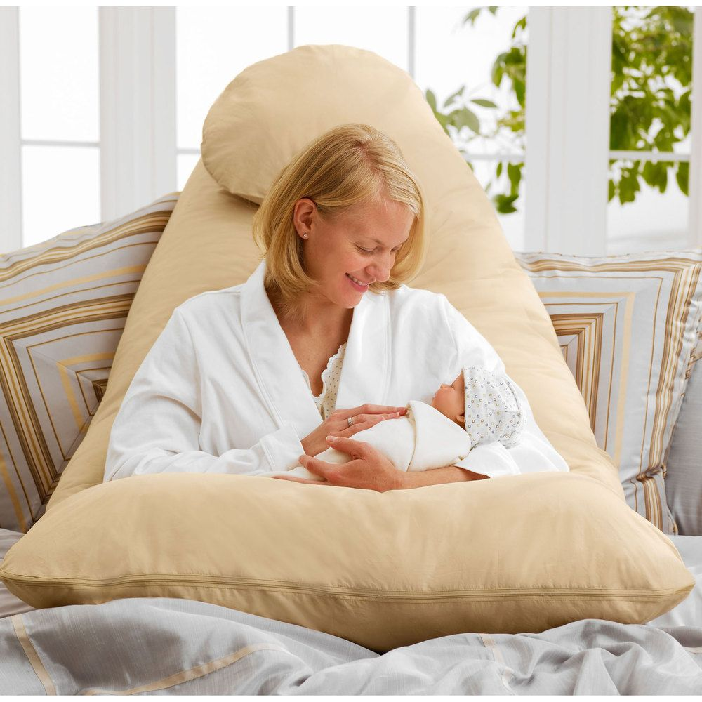 Mom Cozy Cuddler Pregnancy Pillow
