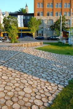 Explore Outdoor Patios Ideaore Wood Pavers