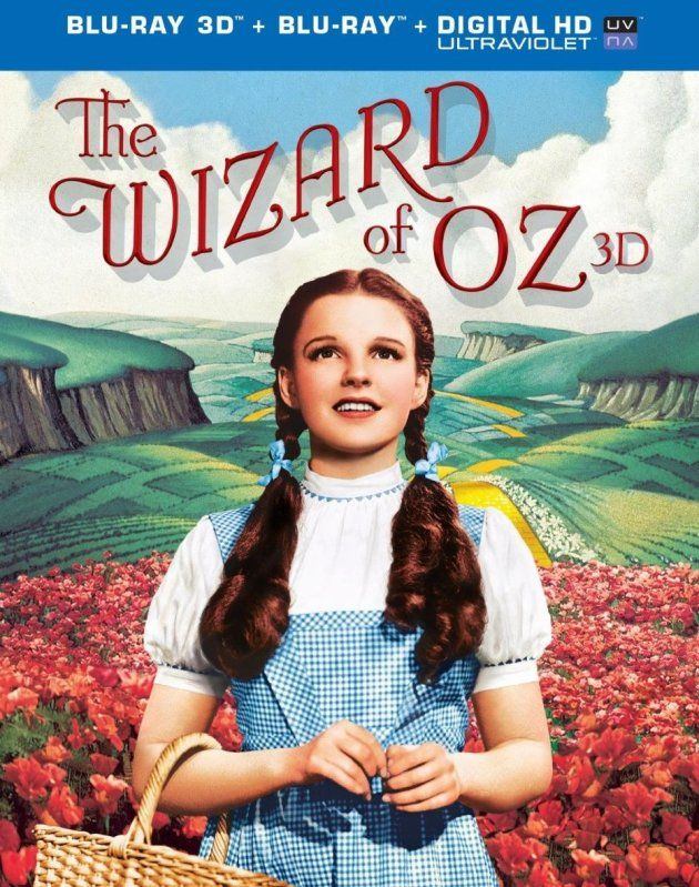 The Wizard of Oz 3D Blu-Ray Review: Yellow Brick Brilliance