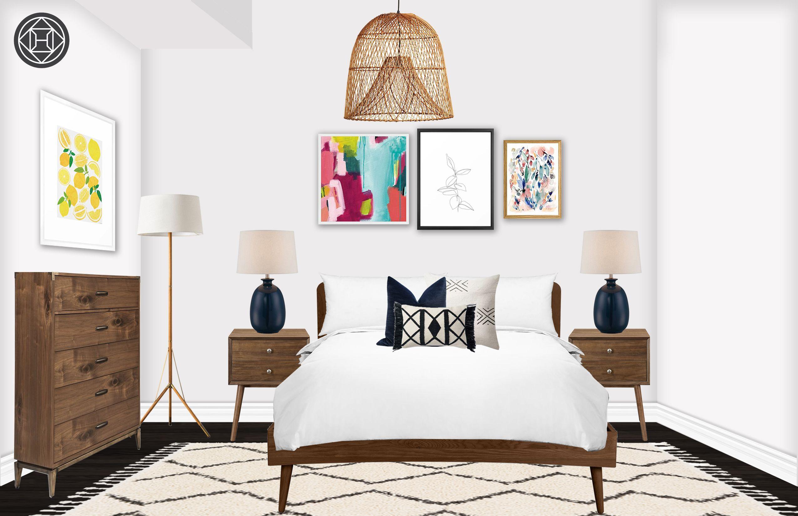 Pin On Mid Century Modern Bedroom