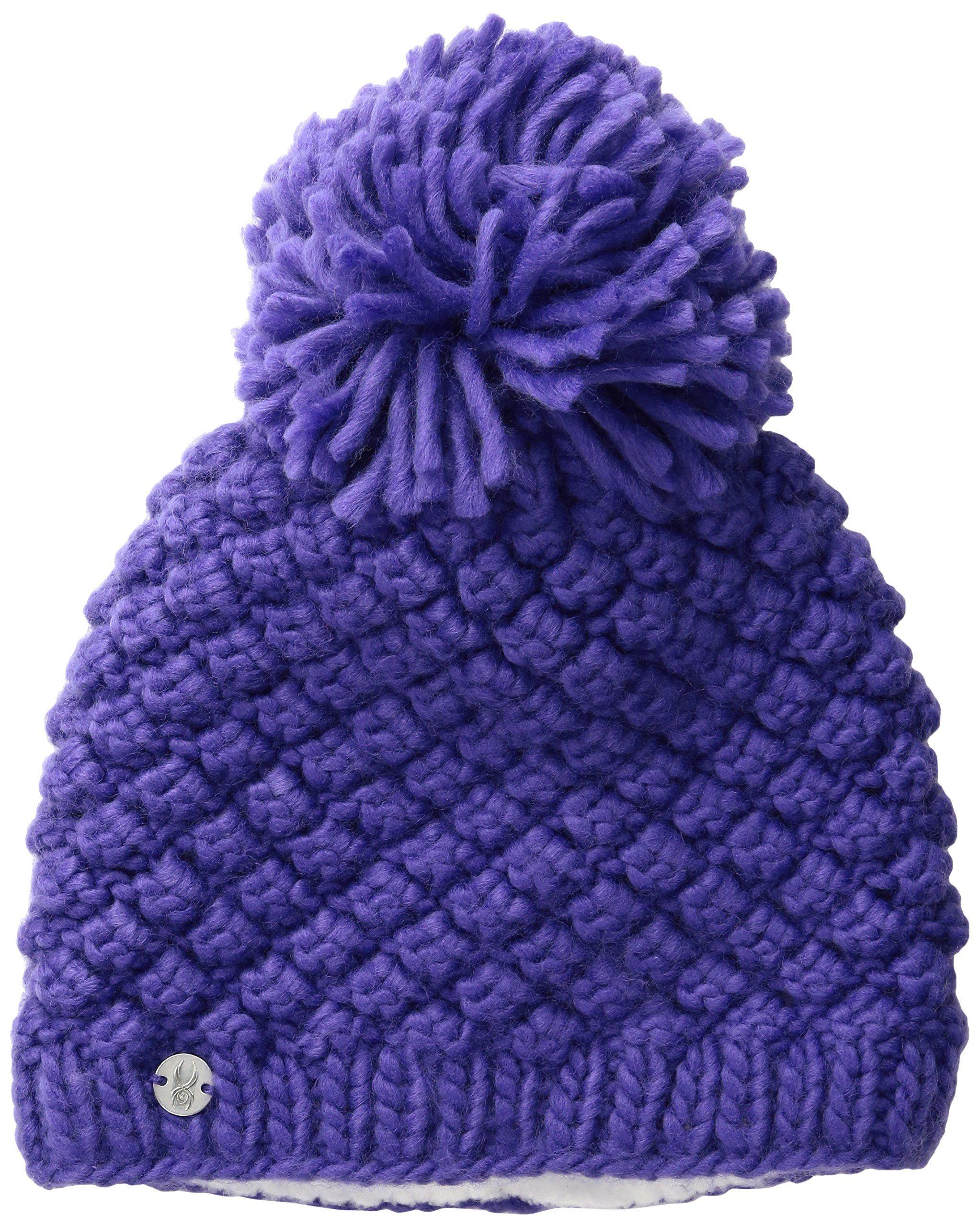 39985dd97bf Spyder Girls Brrr Berry Hat