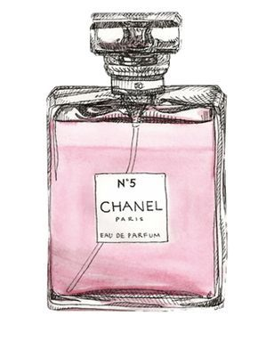 Chanel Png 319 422 Chanel Parfum Tumblr Bilder