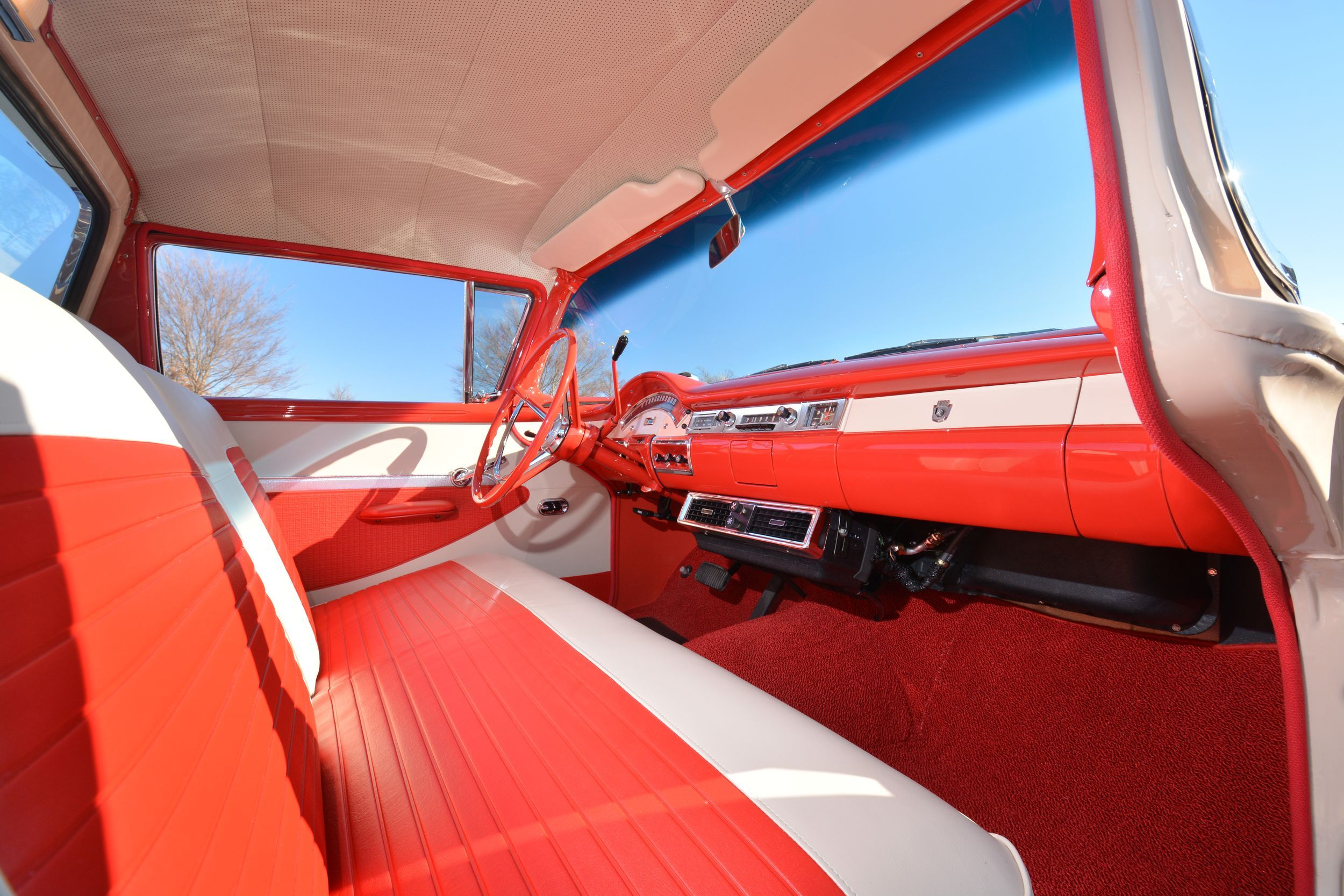 1957 ford ranchero custom