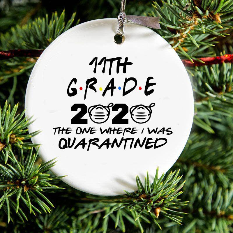 Customizable 2020 Quaranteacher Ornament,2020 Teacher Appreciation Gift,Teacher Gift,Covid-19,Social Distancing,Social Distance,2020 is the worst 2020 quarantine keepsake 2020 Classroom Gift
