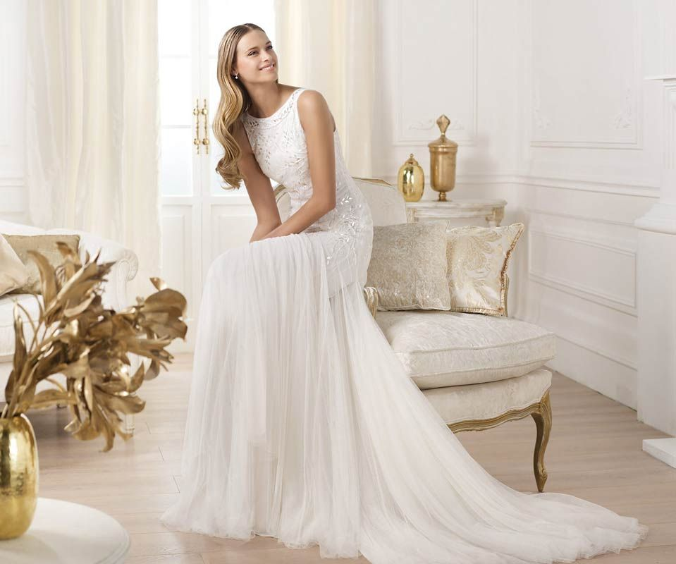 Pronovias Wedding Dresses | Spanish Style Designer Bridal ...