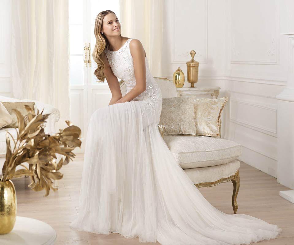 Elie Saab 2014 Bridal | Pronovias Wedding Dresses | Spanish Style ...