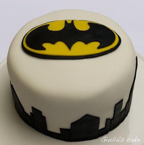 batman cake on Tumblr