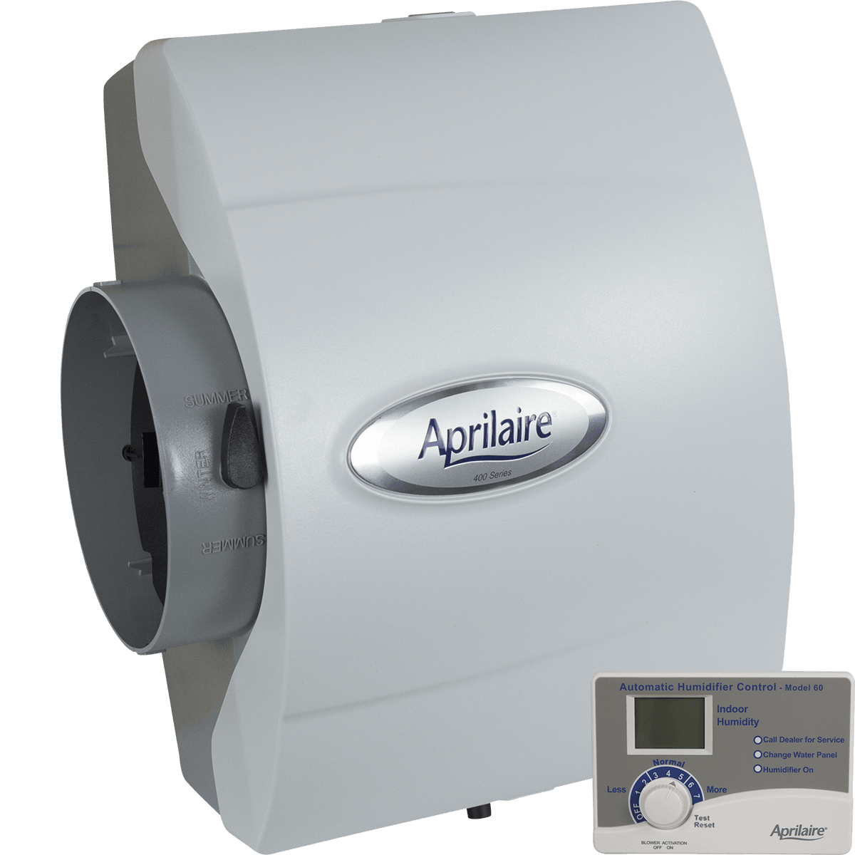 Buy Cheap Aprilaire 400 Drainless Bypass Humidifier Auto