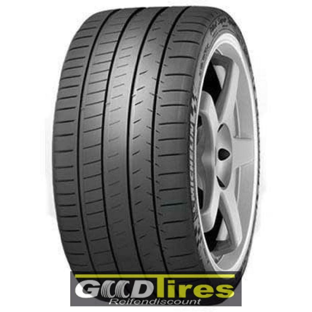 eBay Sponsored 4x Sommerreifen 245/30 R21 91Y ZR Michelin