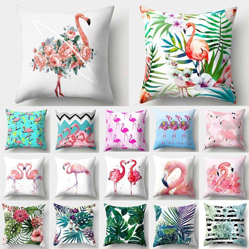 1pcs flamingo flower leaf pattern