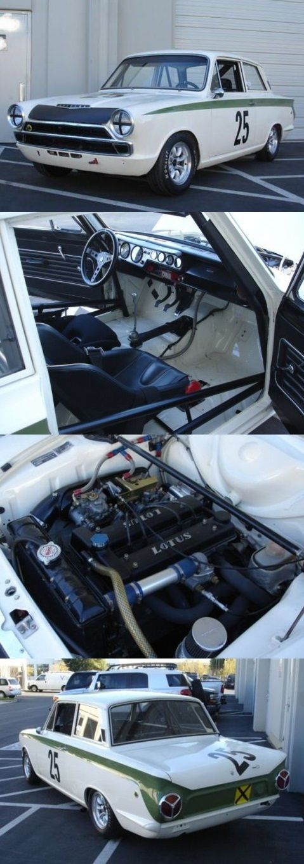 1965 Lotus Cortina Mk 1 Maintenance of old vehicles: the material ...