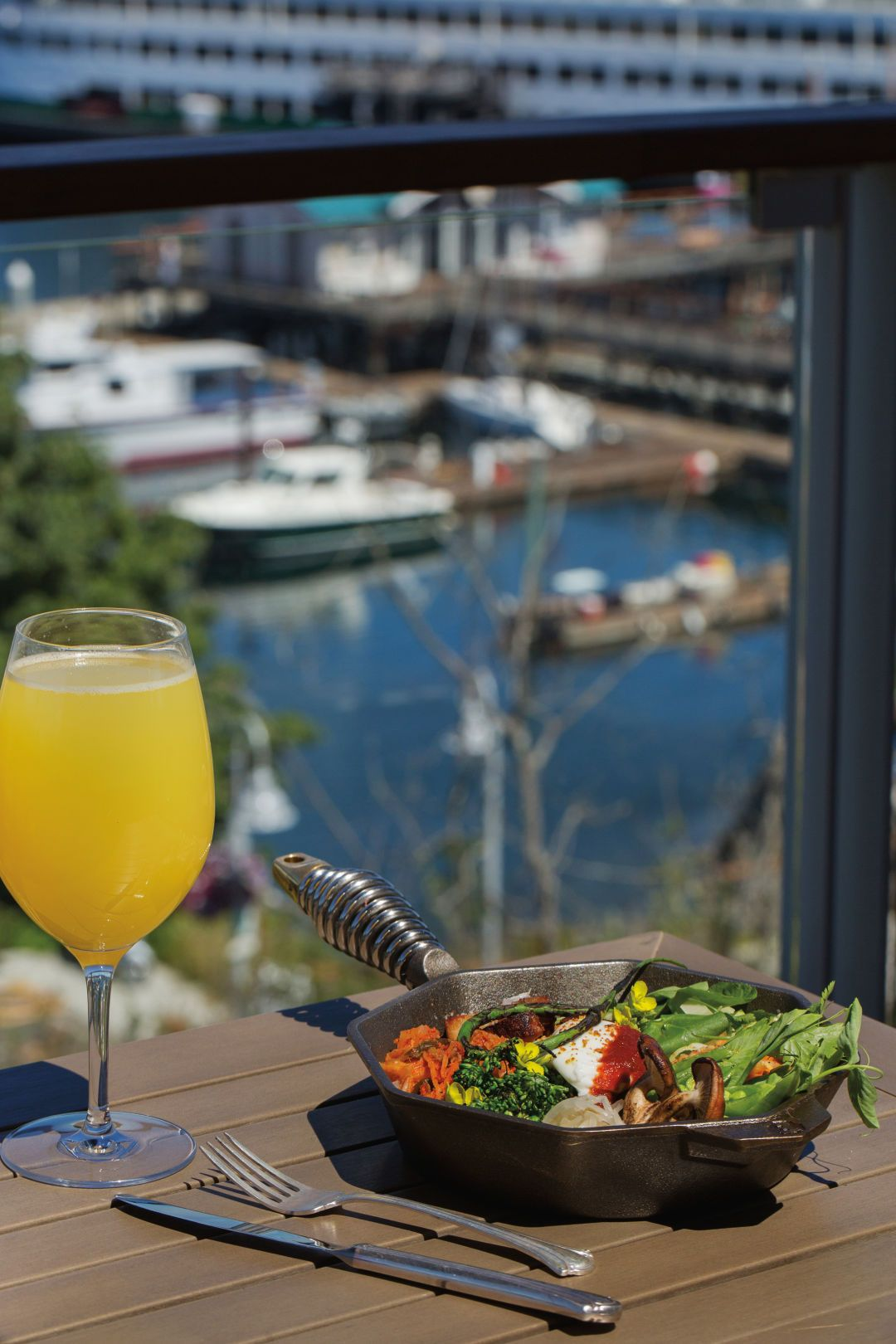 Brunch Means Bibimbap at Friday Harbor House (With images