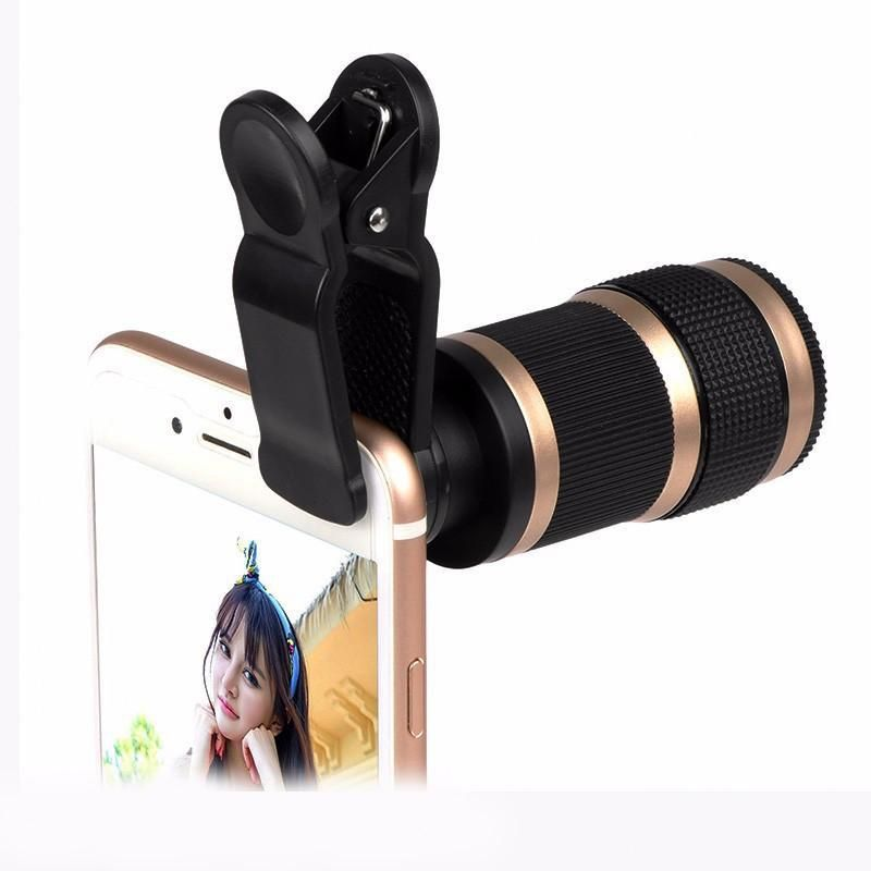Camera Gear 8X Optical Zoom Telephoto Lens For iPhone