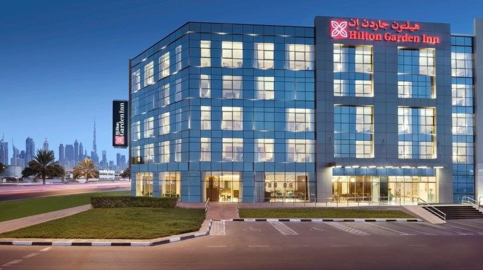 Hilton Garden Inn Unveils 6 Prototype Hotels With Images
