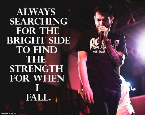 A Day To Remember's new song: Violence (Enough is Enough ... A Day To Remember Violence Lyrics