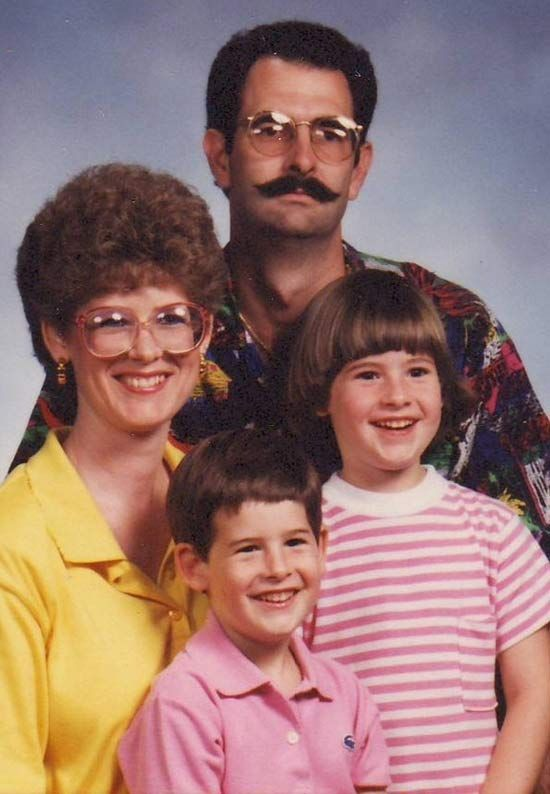 23 funny family photos that ll jog your awkward memories smile