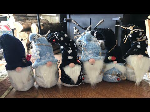 Dollar Tree Gnome HowTo DIY / Craft Fair 2018 YouTube