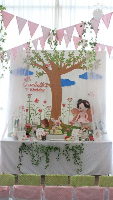 Fairy Birthday Party Ideas | Photo 5 of 10