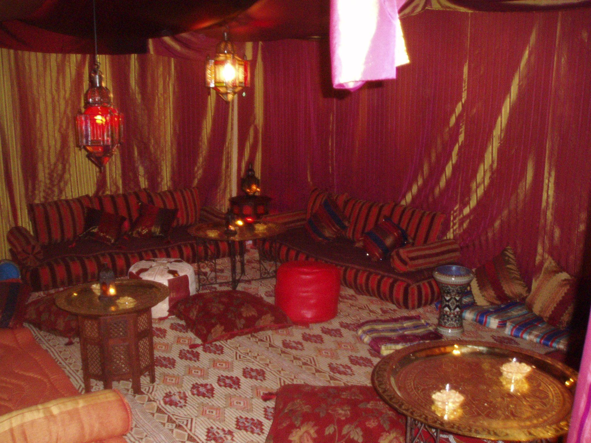 Moroccan Harem Room | Moroccan Living Room