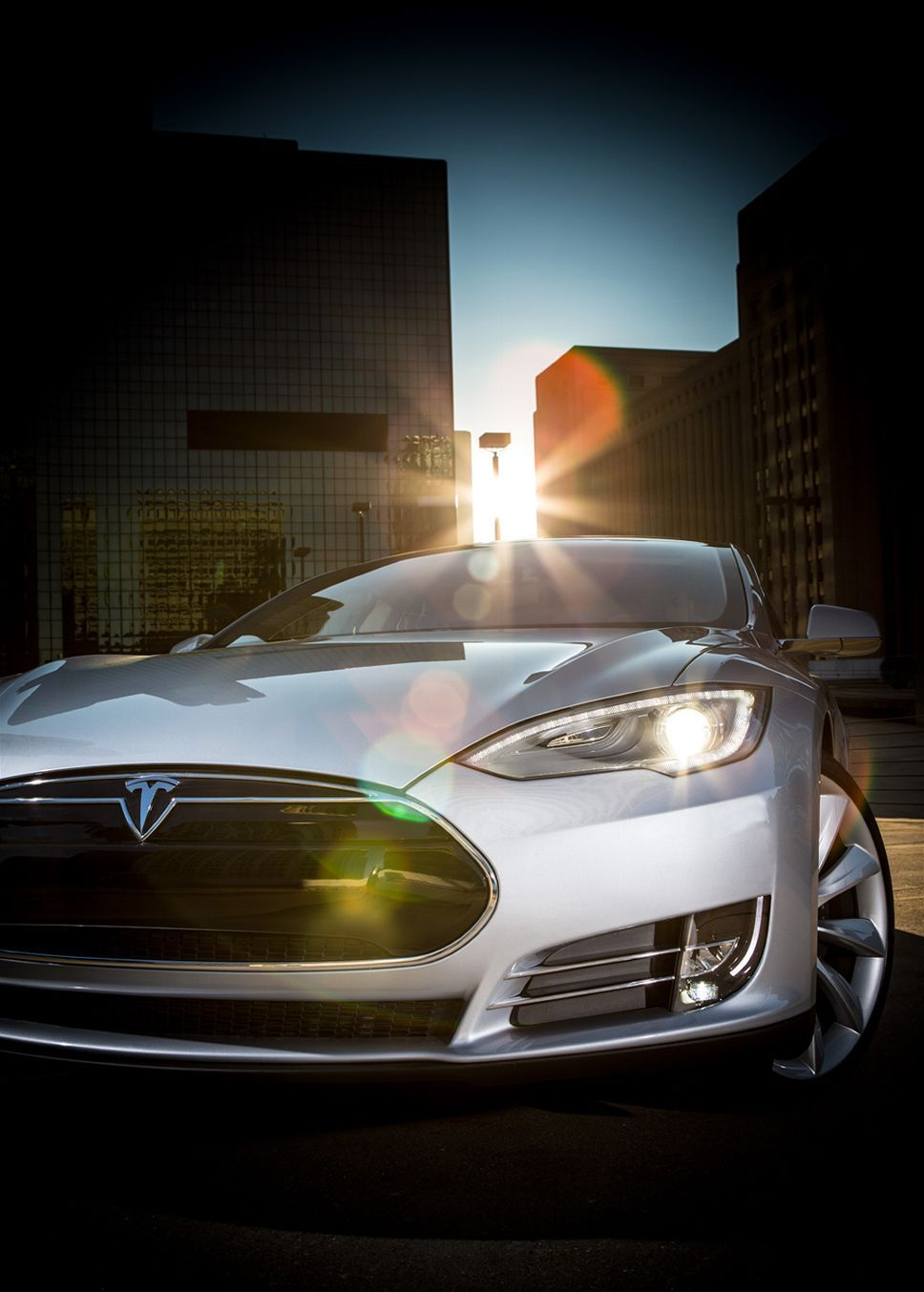 The Most Electric, Electric Car   Tesla S