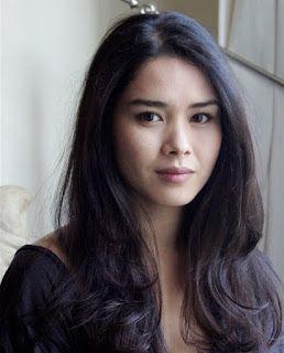 Eurasian French-Vietnamese Actress and Model Audrey Giacomini