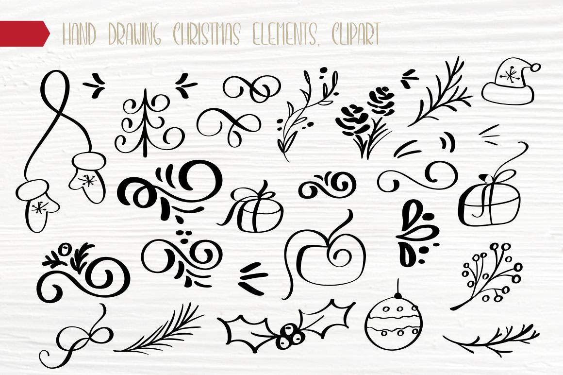 Christmas Bundle Graphic By Happy Letters