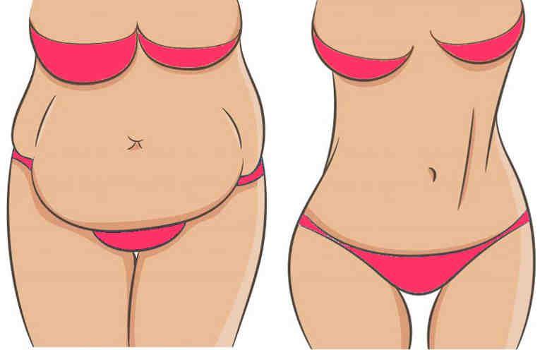 método más efectivo para quemar grasa abdominal
