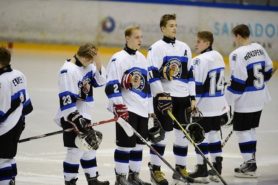Tackla hockey, Estonia U20 vs Narva PSK Varsity jacket
