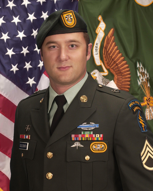 Green beret combat