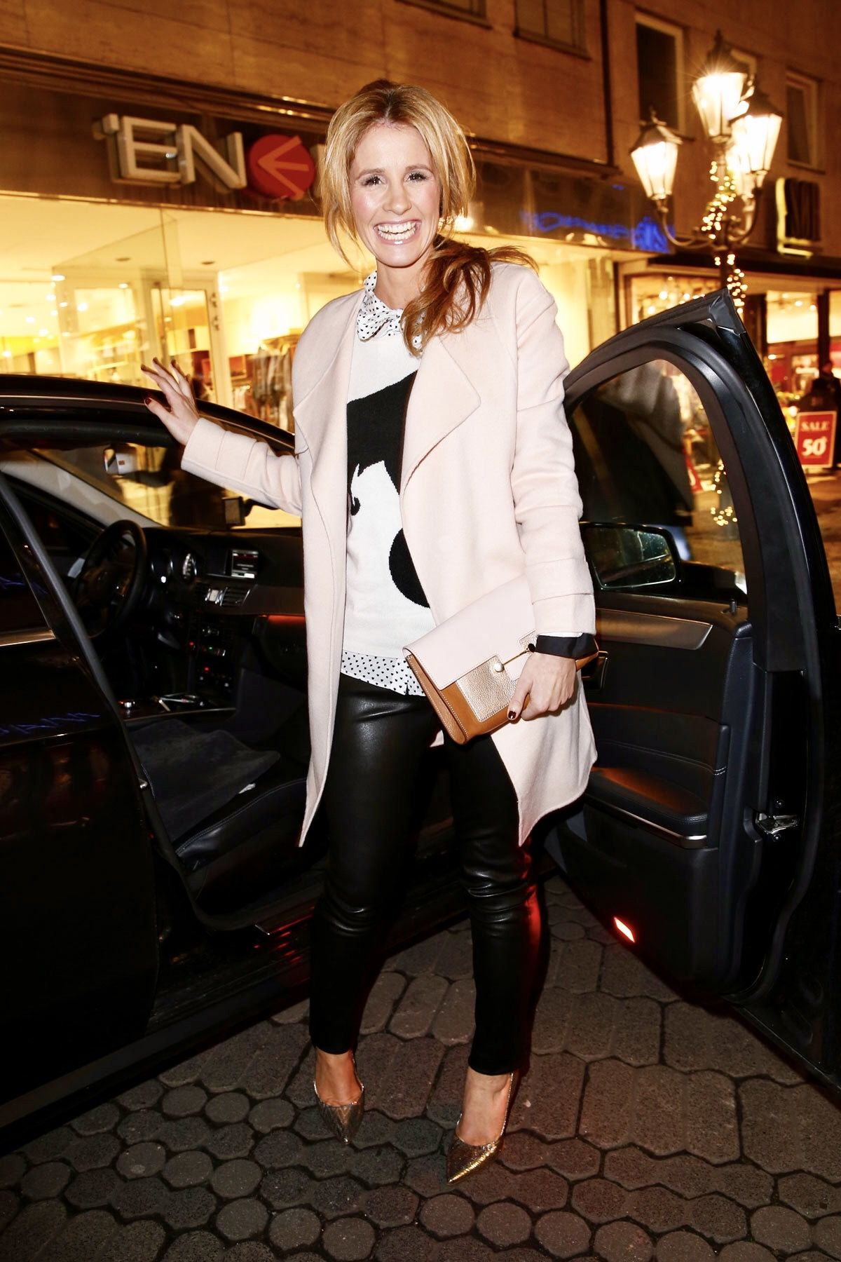 Pin Von Kshitij Auf Classy Leather Pants Outfits Mareile Hoppner