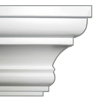 Easy Crown Molding Peel And Stick Crown Molding 4 Inch