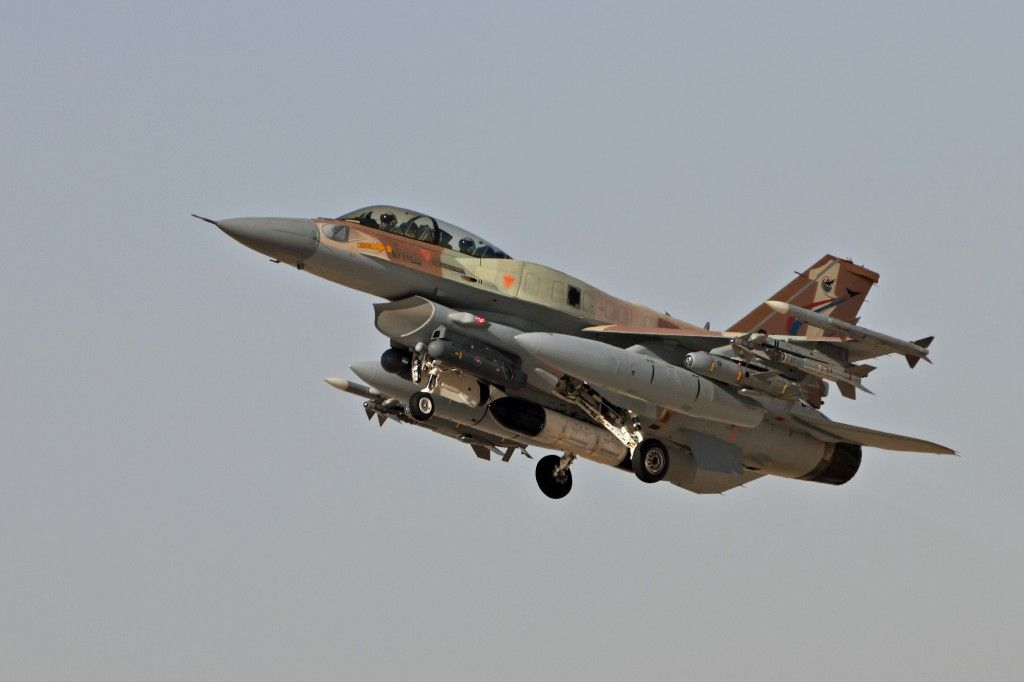IAF strikes two Hamas targets in Gaza Strip | The Times of Israel