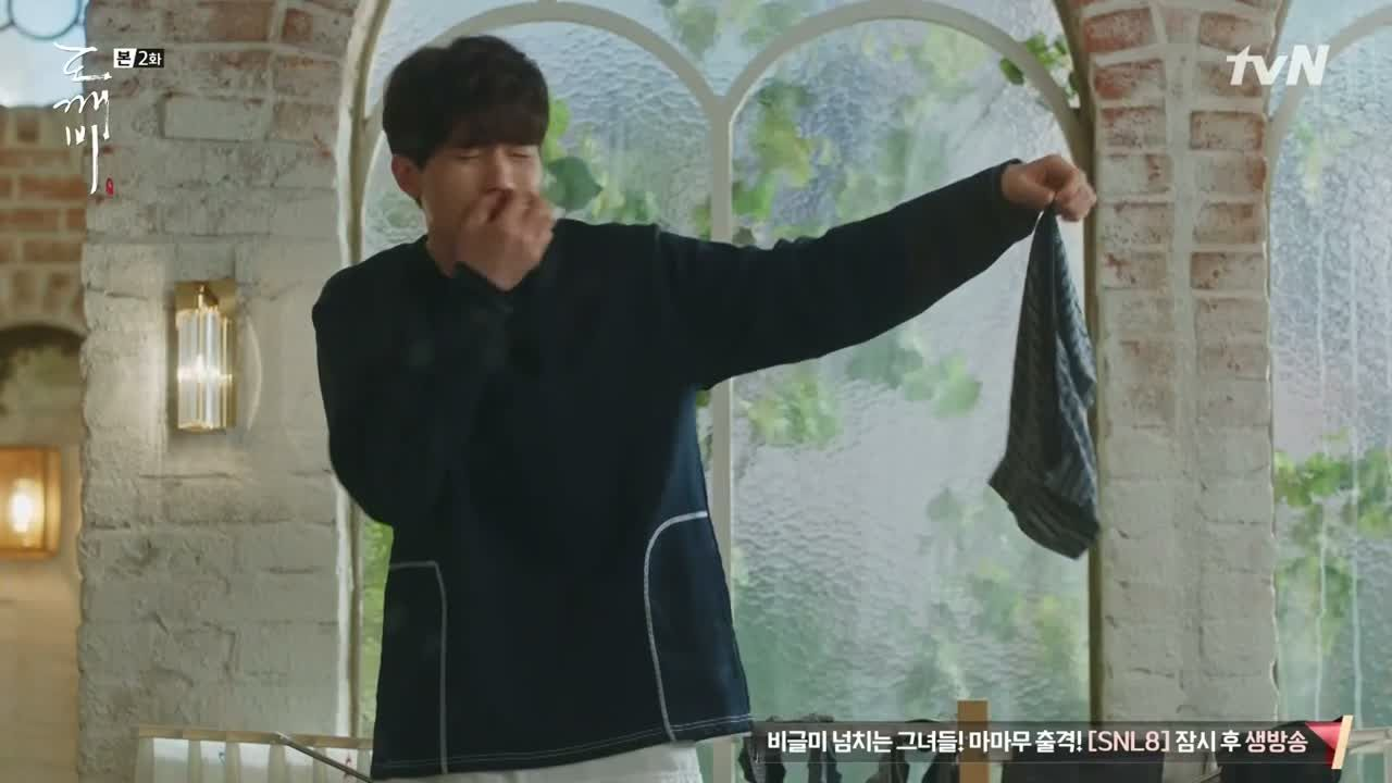 The Lonely Shining Goblin: Episode 2 » Dramabeans Korean ...