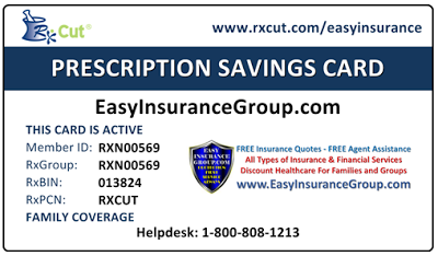 FREE Discount Prescription Drug Cards Rx Card - RxCut  FREE Discount Drug Cards   Get yours HERE: http://www.easyinsurancegroup.com/p/discount-rx-discount-pharmaceutical.html