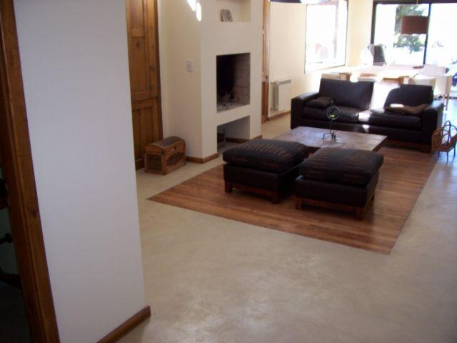 Pisos de cemento alisado y madera buscar con google - Alisado en casa ...