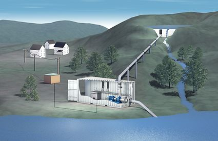Ksb Powerhouse Economic Efficiency Frankenthal Renewable Energy