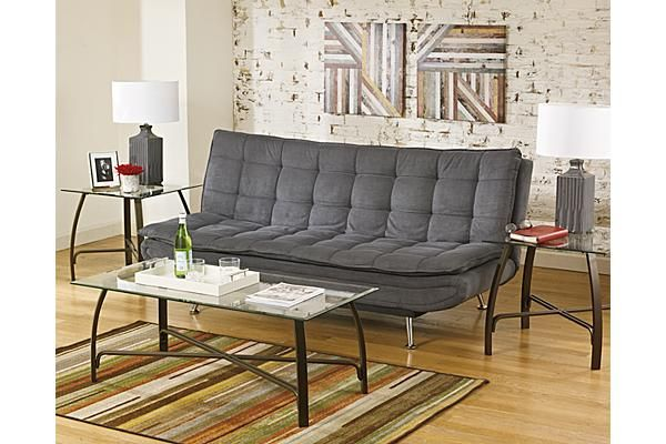 The Sula Futon From Ashley Furniture Home Afhs Providing Sofa Seating