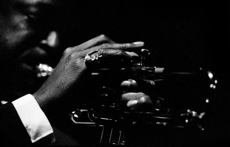 Miles Davis, New York, 1953 by Herman Leonard - Una Lady italiana
