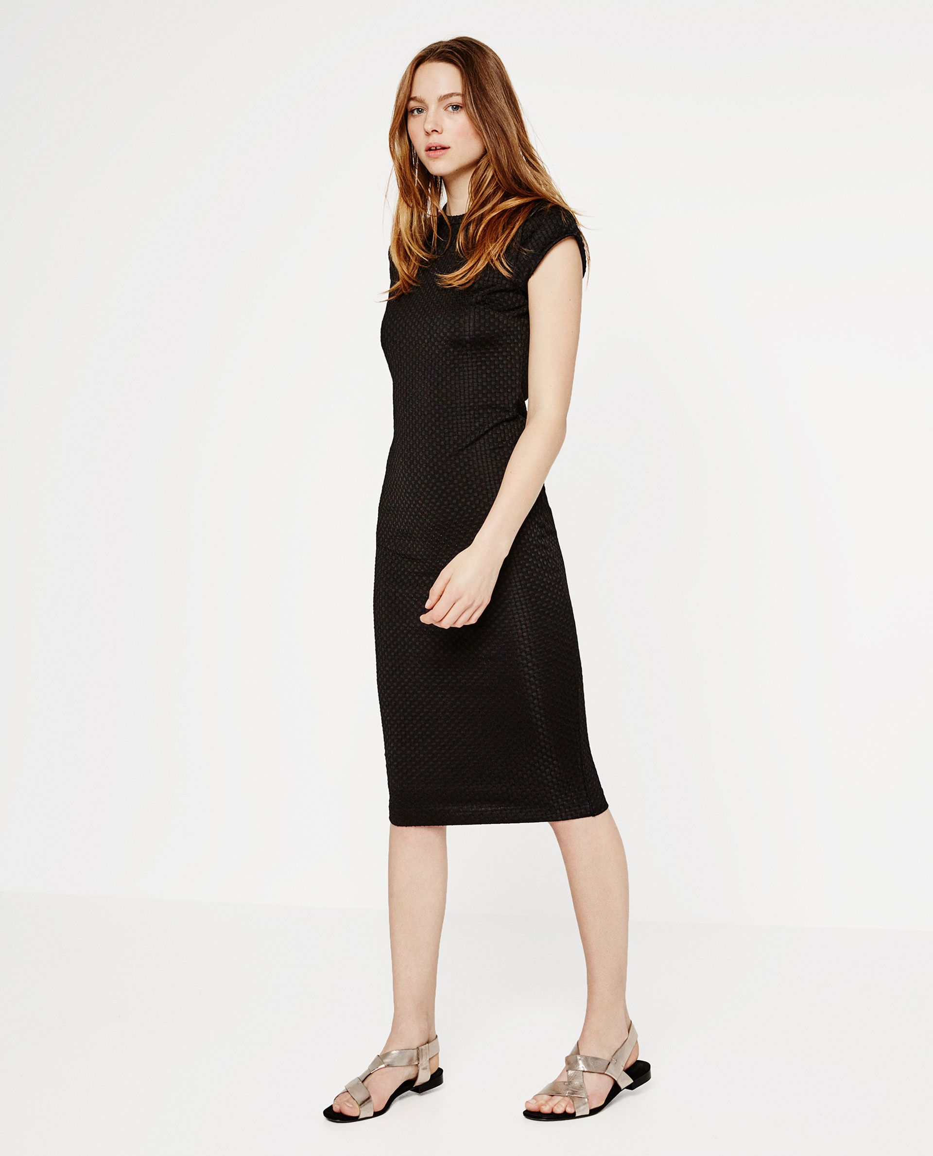 ZARA - WOMAN - MID-LENGTH DRESS
