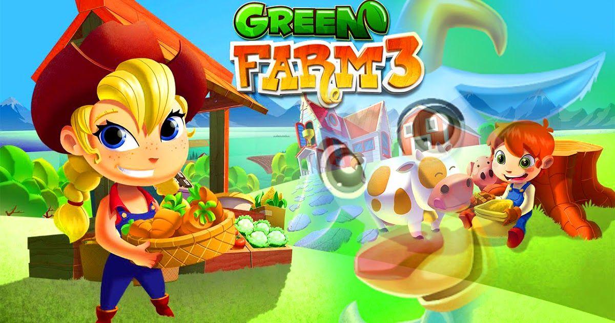 Green Farm 3 MOD APK [Unlimited Money/Cash/Coins] Hack