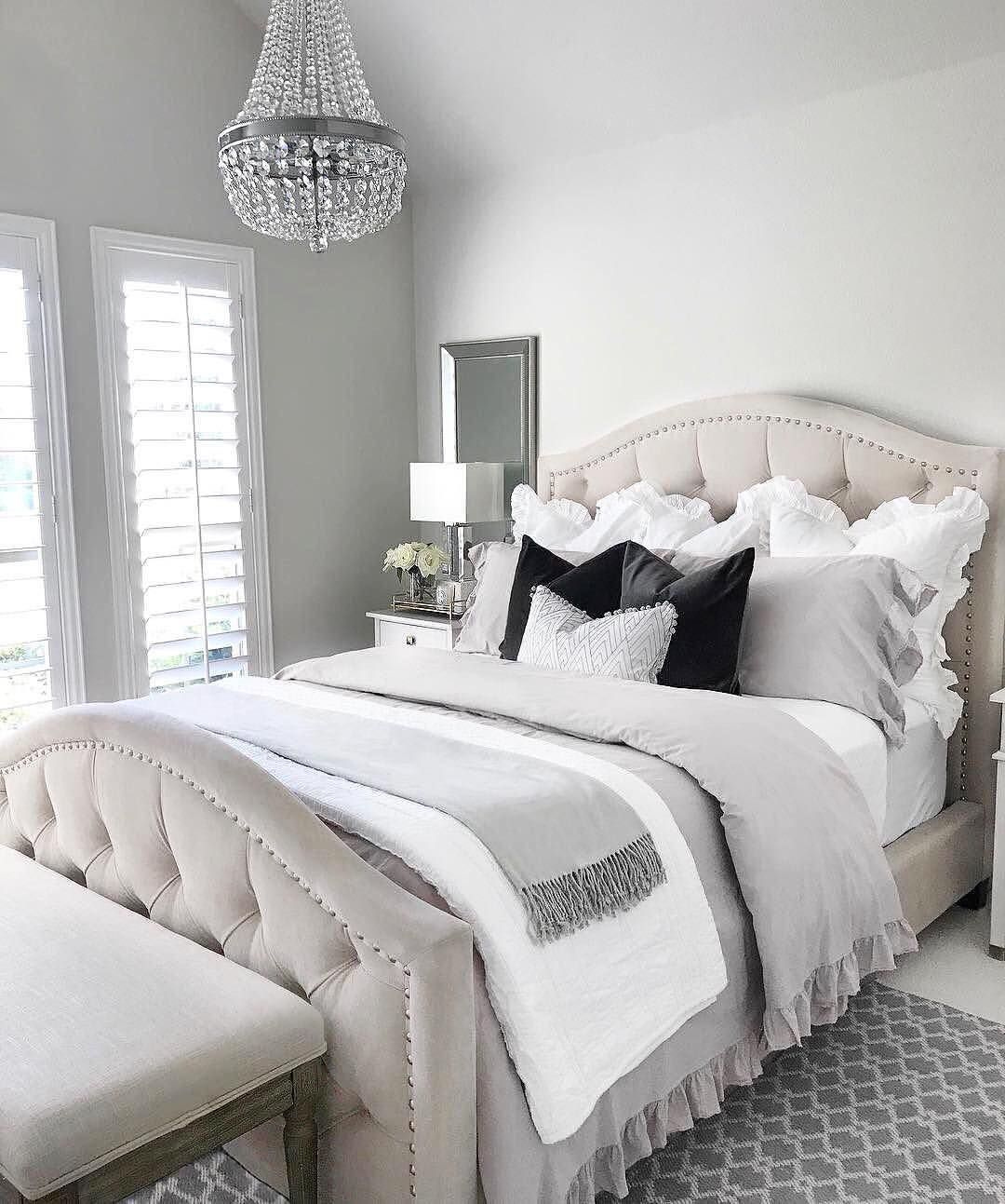 8,615 Likes, 51 Comments   Z Gallerie (@zgallerie) On Instagram: U201cCan We  Just Crawl Back Into Bed Already Spotted Our Nicolette Bed In Bella Pearl!